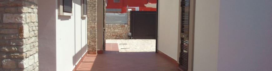 Pavimentazione esterna in cotto